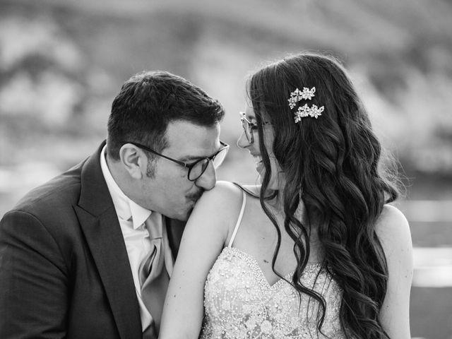 Il matrimonio di Marco e Melissa a Monreale, Palermo 108
