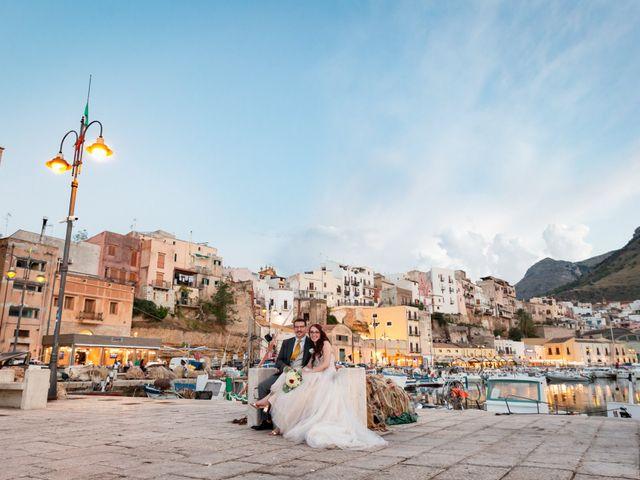 Il matrimonio di Marco e Melissa a Monreale, Palermo 110
