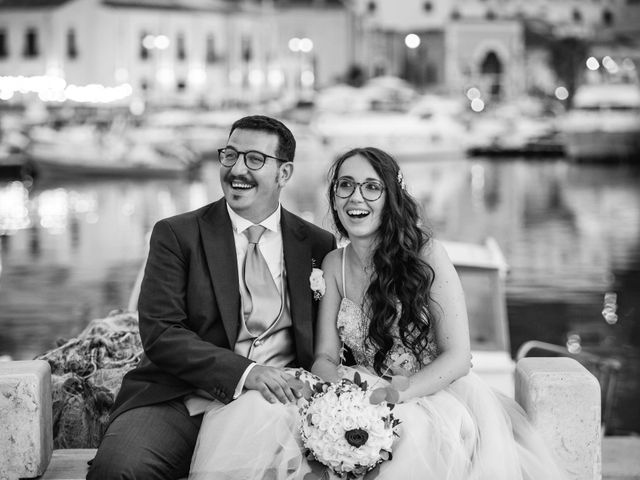 Il matrimonio di Marco e Melissa a Monreale, Palermo 111