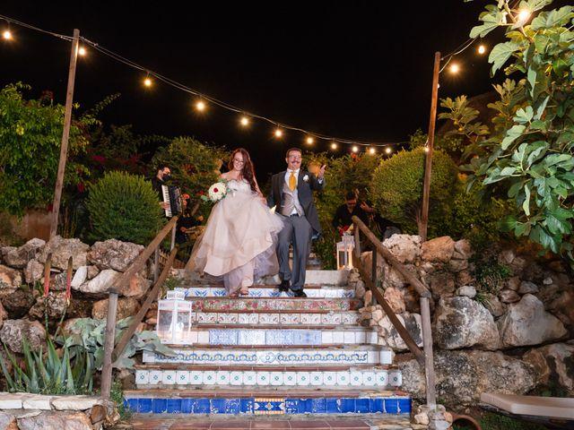 Il matrimonio di Marco e Melissa a Monreale, Palermo 117