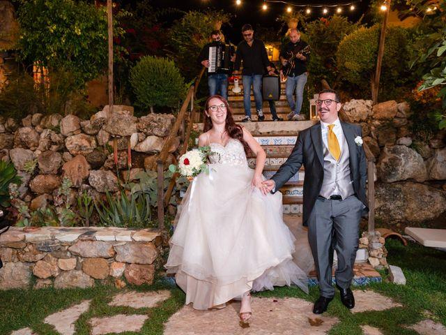 Il matrimonio di Marco e Melissa a Monreale, Palermo 118
