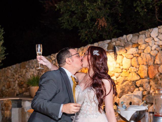 Il matrimonio di Marco e Melissa a Monreale, Palermo 119