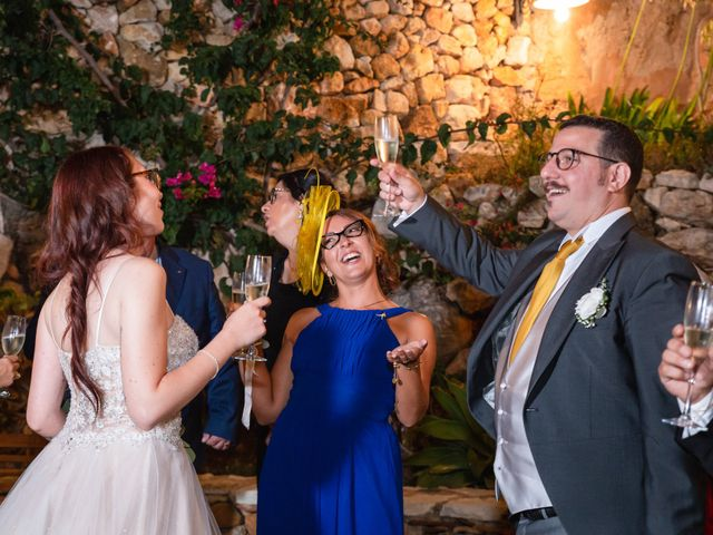 Il matrimonio di Marco e Melissa a Monreale, Palermo 122