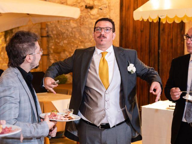 Il matrimonio di Marco e Melissa a Monreale, Palermo 124