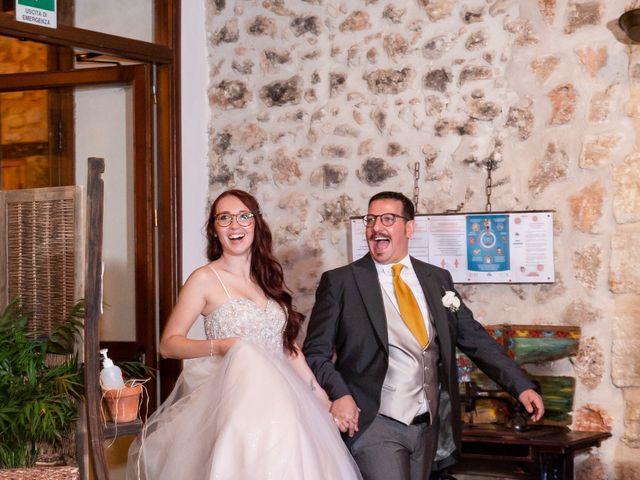 Il matrimonio di Marco e Melissa a Monreale, Palermo 125