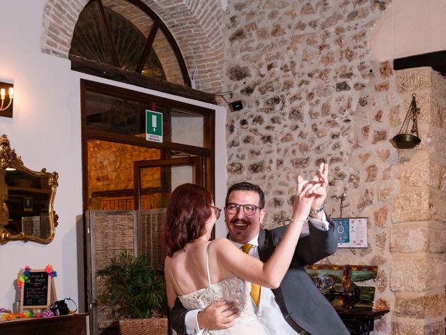 Il matrimonio di Marco e Melissa a Monreale, Palermo 126