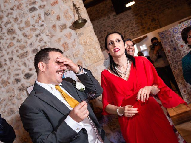 Il matrimonio di Marco e Melissa a Monreale, Palermo 128