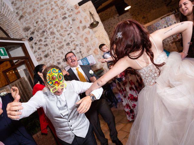 Il matrimonio di Marco e Melissa a Monreale, Palermo 129