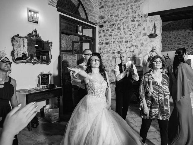 Il matrimonio di Marco e Melissa a Monreale, Palermo 132