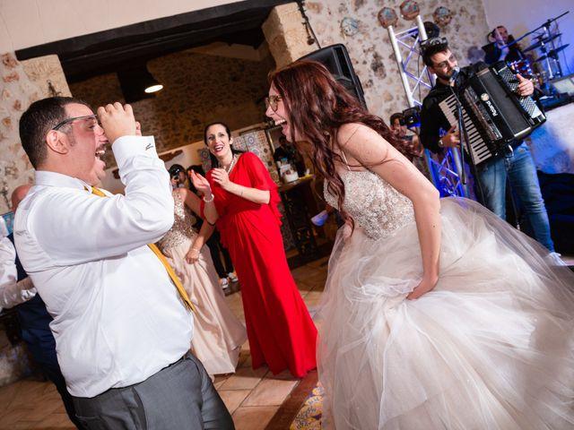 Il matrimonio di Marco e Melissa a Monreale, Palermo 134