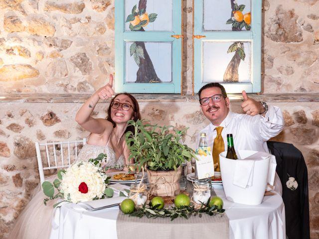 Il matrimonio di Marco e Melissa a Monreale, Palermo 136