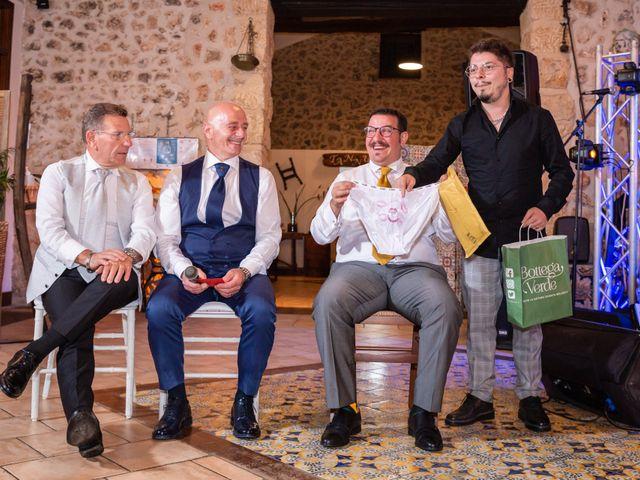 Il matrimonio di Marco e Melissa a Monreale, Palermo 138