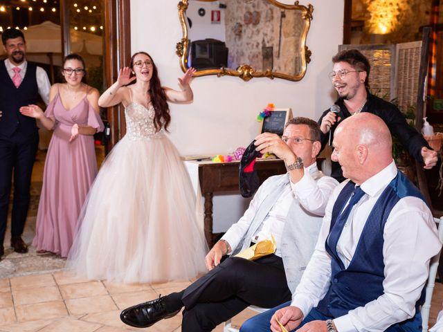 Il matrimonio di Marco e Melissa a Monreale, Palermo 139
