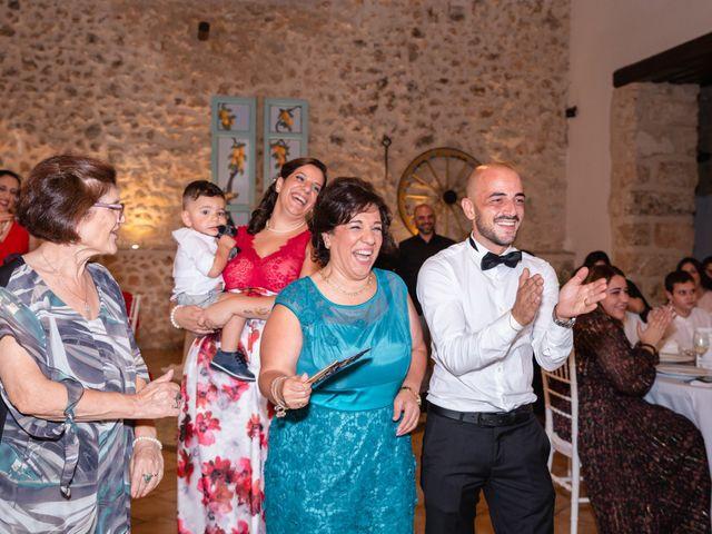 Il matrimonio di Marco e Melissa a Monreale, Palermo 140