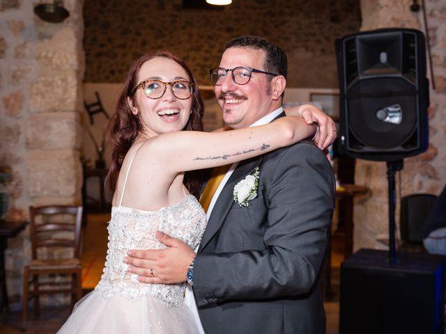 Il matrimonio di Marco e Melissa a Monreale, Palermo 143