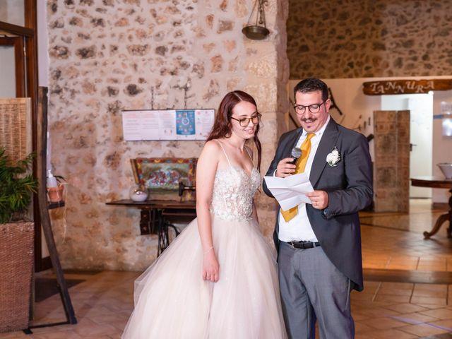 Il matrimonio di Marco e Melissa a Monreale, Palermo 149