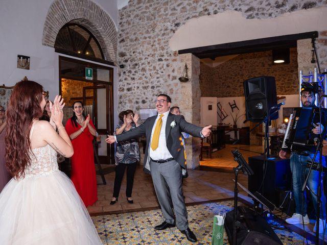 Il matrimonio di Marco e Melissa a Monreale, Palermo 152