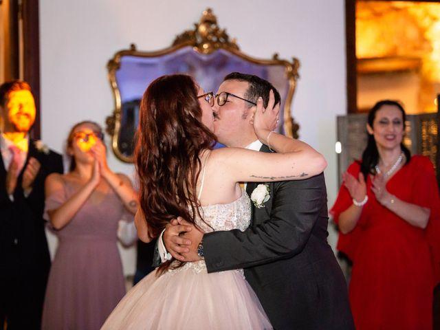 Il matrimonio di Marco e Melissa a Monreale, Palermo 153