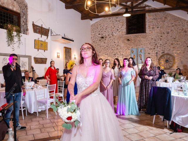 Il matrimonio di Marco e Melissa a Monreale, Palermo 155