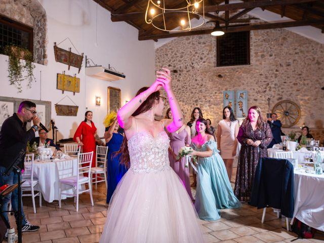 Il matrimonio di Marco e Melissa a Monreale, Palermo 156