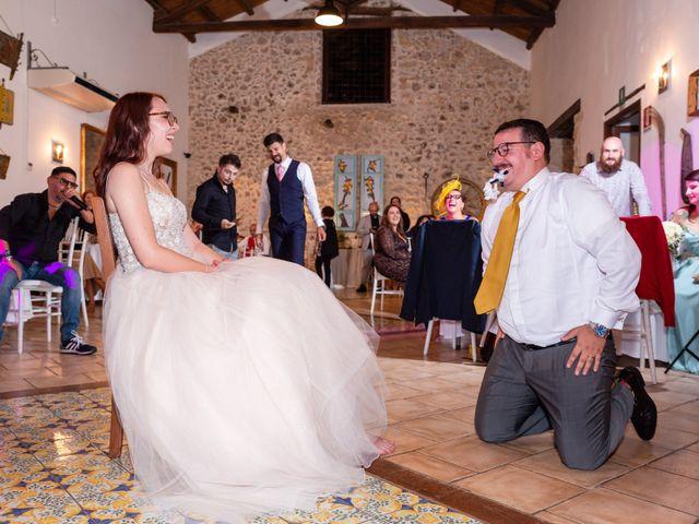 Il matrimonio di Marco e Melissa a Monreale, Palermo 158
