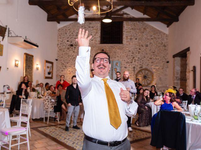 Il matrimonio di Marco e Melissa a Monreale, Palermo 160
