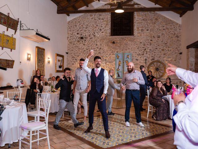 Il matrimonio di Marco e Melissa a Monreale, Palermo 161