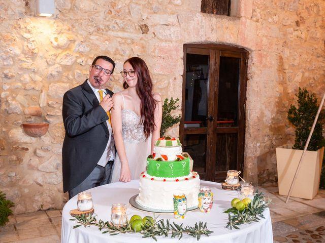 Il matrimonio di Marco e Melissa a Monreale, Palermo 163