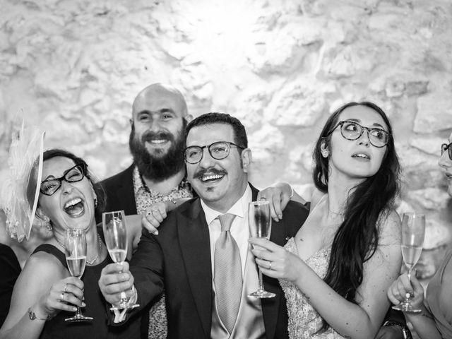 Il matrimonio di Marco e Melissa a Monreale, Palermo 164