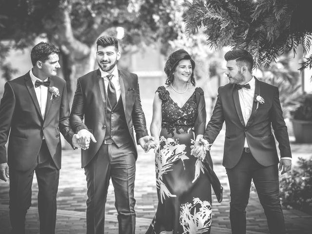 Il matrimonio di Christopher e Francesca a Latiano, Brindisi 1