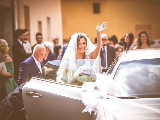 Il matrimonio di Christopher e Francesca a Latiano, Brindisi 5