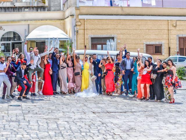 Il matrimonio di Christopher e Francesca a Latiano, Brindisi 9