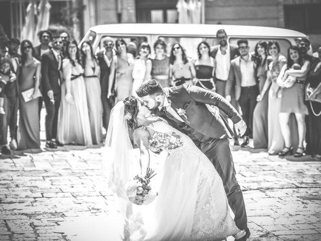 Il matrimonio di Christopher e Francesca a Latiano, Brindisi 10