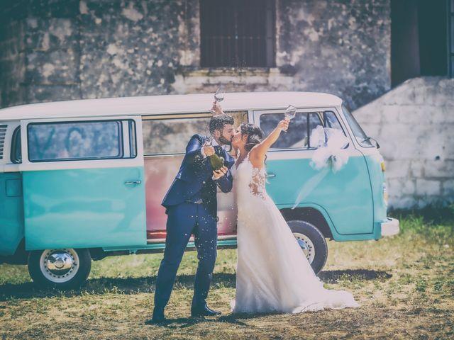Il matrimonio di Christopher e Francesca a Latiano, Brindisi 11