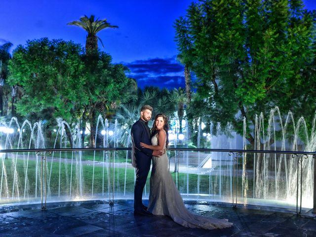 Il matrimonio di Christopher e Francesca a Latiano, Brindisi 17