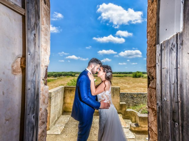 Il matrimonio di Christopher e Francesca a Latiano, Brindisi 20