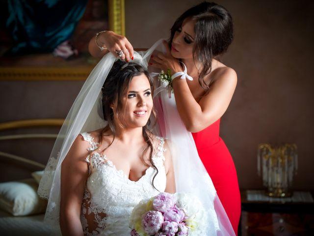 Il matrimonio di Christopher e Francesca a Latiano, Brindisi 25