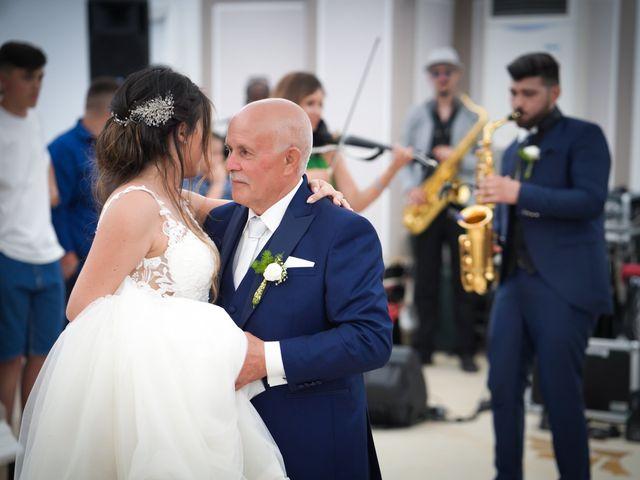 Il matrimonio di Christopher e Francesca a Latiano, Brindisi 27