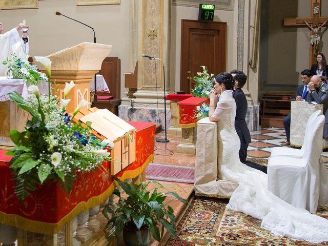 Il matrimonio di Alessandro e Tiziana a Carnate, Monza e Brianza 9