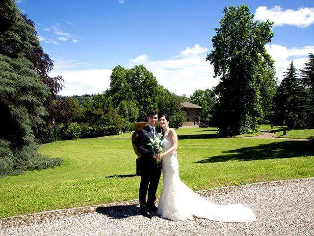 Il matrimonio di Alessandro e Tiziana a Carnate, Monza e Brianza 14