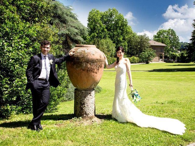 Il matrimonio di Alessandro e Tiziana a Carnate, Monza e Brianza 15