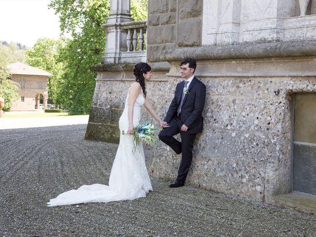 Il matrimonio di Alessandro e Tiziana a Carnate, Monza e Brianza 17