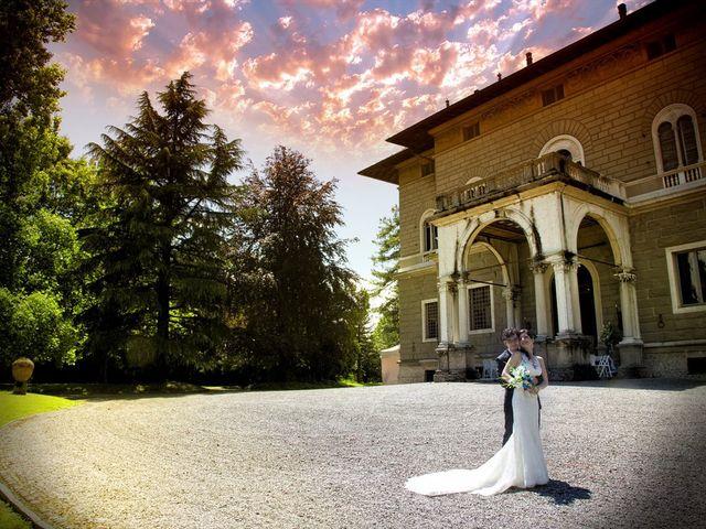 Il matrimonio di Alessandro e Tiziana a Carnate, Monza e Brianza 18