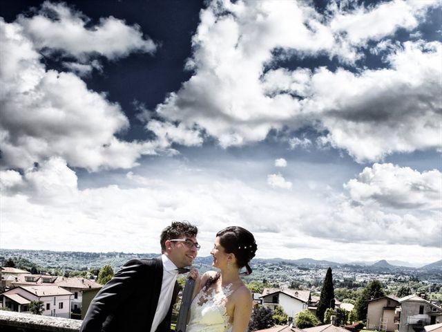 Il matrimonio di Alessandro e Tiziana a Carnate, Monza e Brianza 20