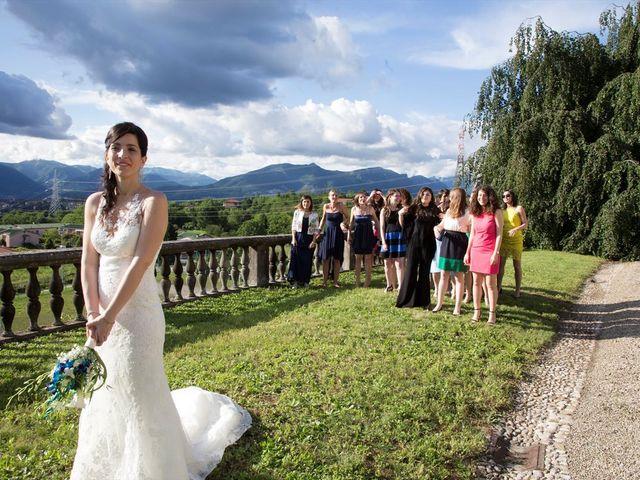 Il matrimonio di Alessandro e Tiziana a Carnate, Monza e Brianza 22