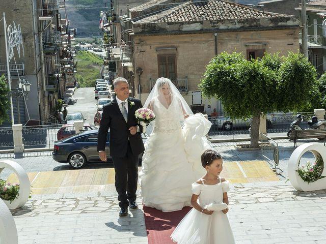 Il matrimonio di Francesco e Angela a Cerda, Palermo 2