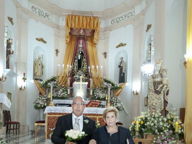 Il matrimonio di Francesco e Angela a Cerda, Palermo 12