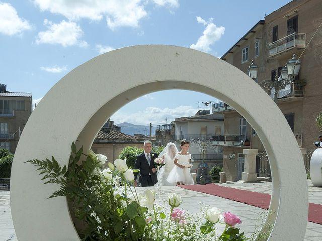 Il matrimonio di Francesco e Angela a Cerda, Palermo 13