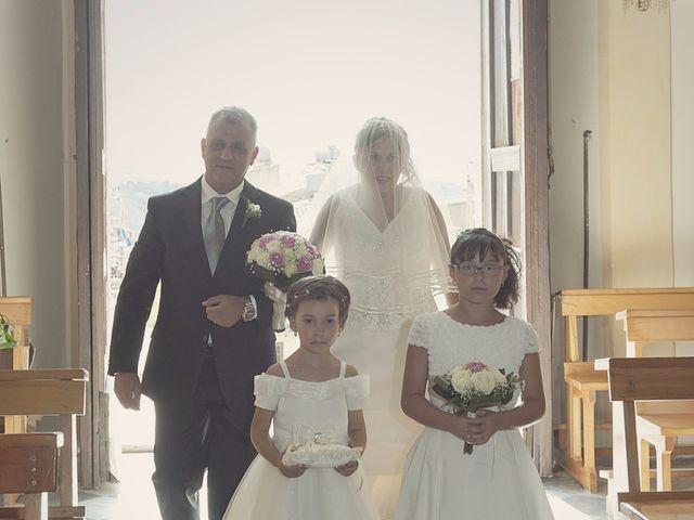 Il matrimonio di Francesco e Angela a Cerda, Palermo 15