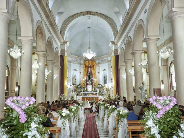 Il matrimonio di Francesco e Angela a Cerda, Palermo 17